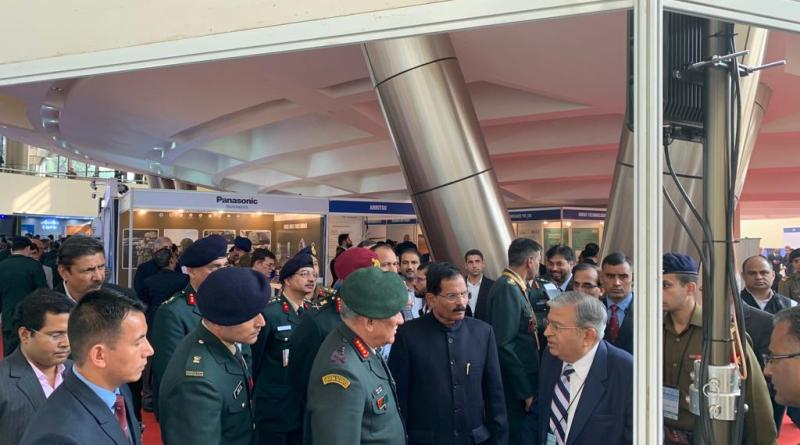 DEFCOM 2019: Defence Min, Army General Rawat stress on need for 'jointness' in 3 services