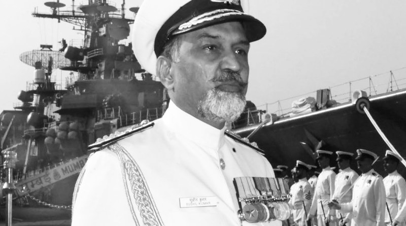 Decorated former Navy Chief Admiral Sushil Kumar dies at 79, full military honours at funeral today