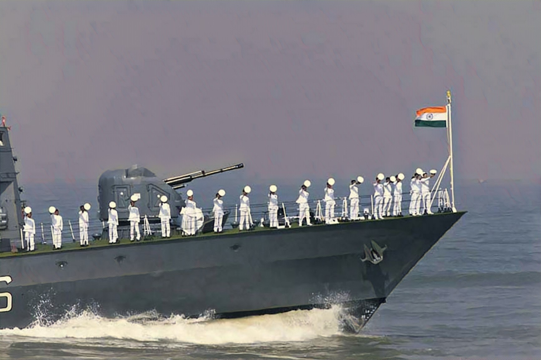 Defence Min: India to host international Naval Exercise 'Milan 2020' in  Vizag, 41 countries invited