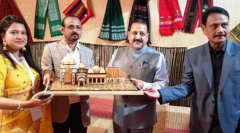 Destination North East Festival Day 2: Union Min Jitendra Singh interacts with participants