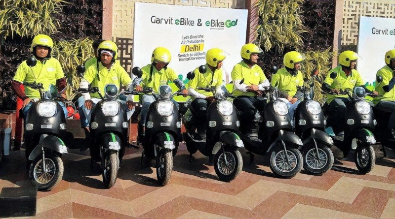 Electric bike rental & e-mobility startup eBikeGo raises $300K funding