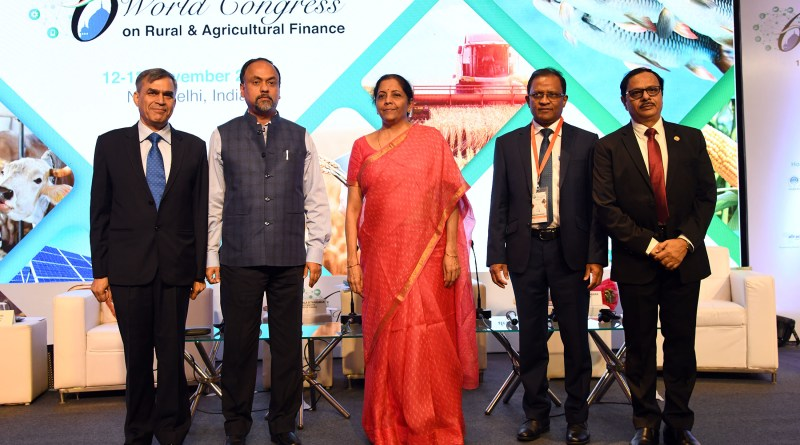 FM Sitharaman says farmers' concerns, rural development is top priority; directs NABARD to focus on J&K