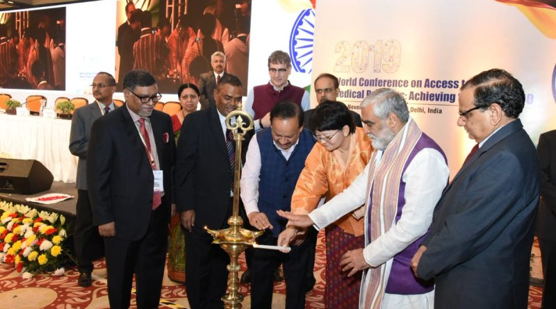Health Min inaugurates World Conference on 'Access to Medical Products: Achieving SDGs 2030'