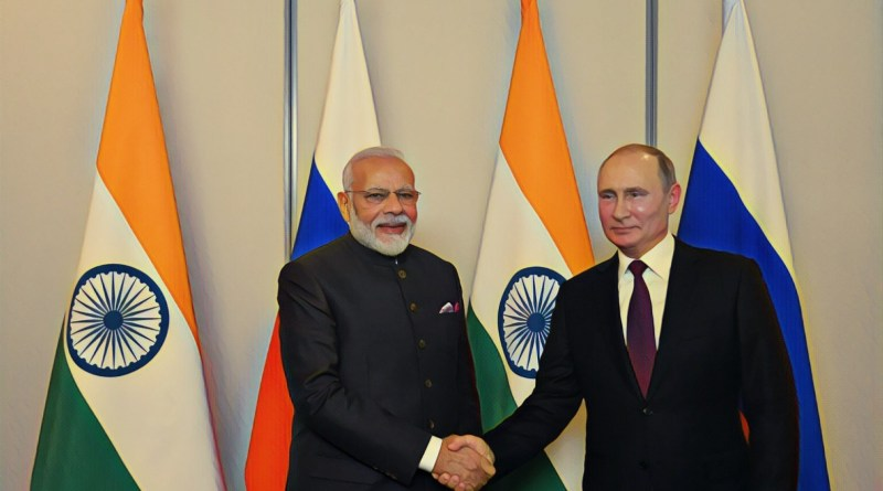 BRICS Summit: Modi meets Putin, reviews India-Russia relations; Says both nations will benefit from close ties