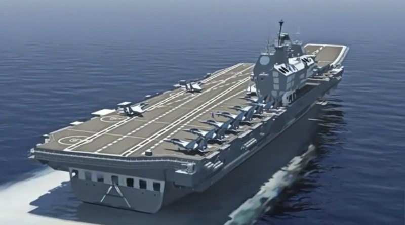 INS Vikrant Theft: Computer hardware stolen from Navy Aircraft Carrier in Kochi