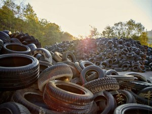 Indo-German science team finds new technique to recycle used tyres