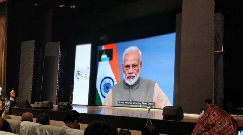 PM Modi calls upon scientists to help India make a mark globally | Indus Dictum