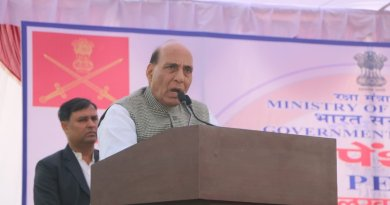 Rajnath at Defence Pensioners Adalat: OROP benefited lakhs of ex-servicemen