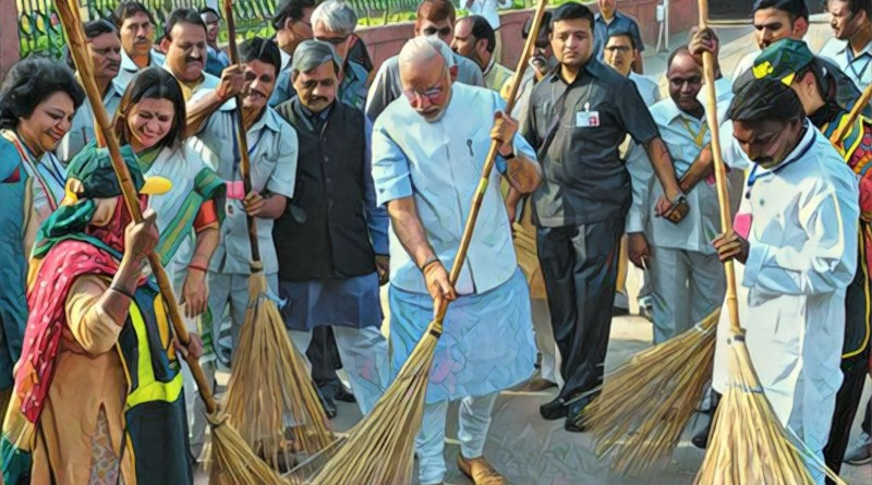 States meet to strategise way forward for Swachh Bharat, elimination of open defecation