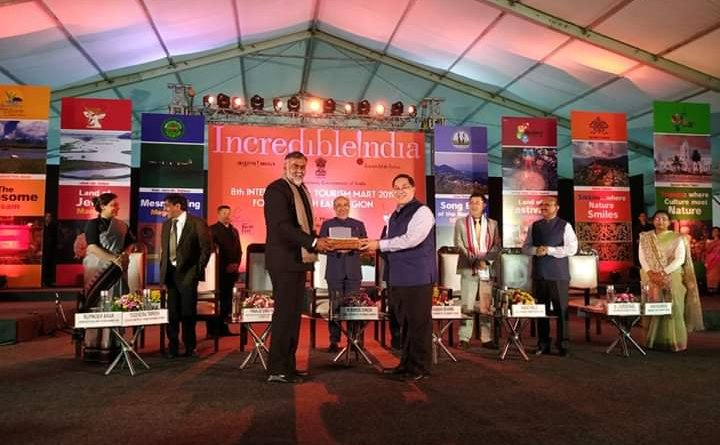 Tourism Min, Manipur CM inaugurate 'International Tourism Mart' in Imphal