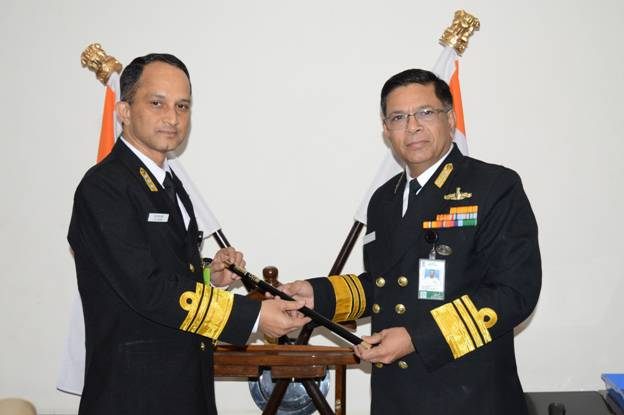 Vice Admiral SR Sarma takes over as Controller Warship Production & Acquisition, Indian Navy