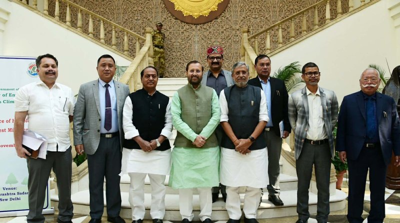 Will ensure efficient use of Rs 47000 Cr CAMPA funds for Green India Environment Min 1 | Indus Dictum