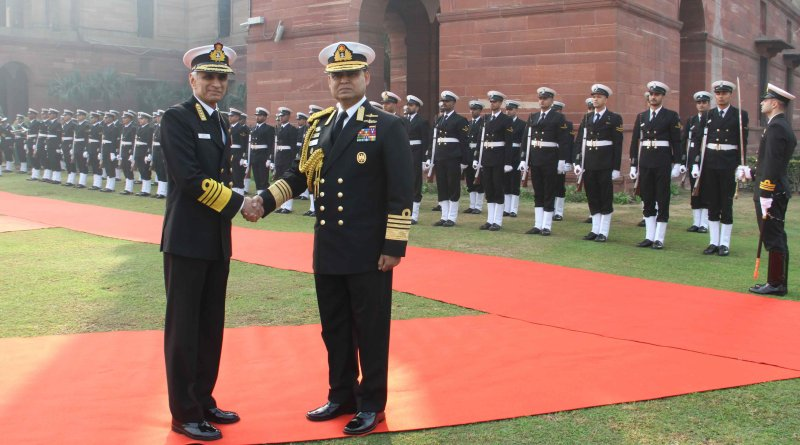 Bangladesh Navy Chief Admiral Chowdhury in India to discuss Milan 2020, bilateral exercises