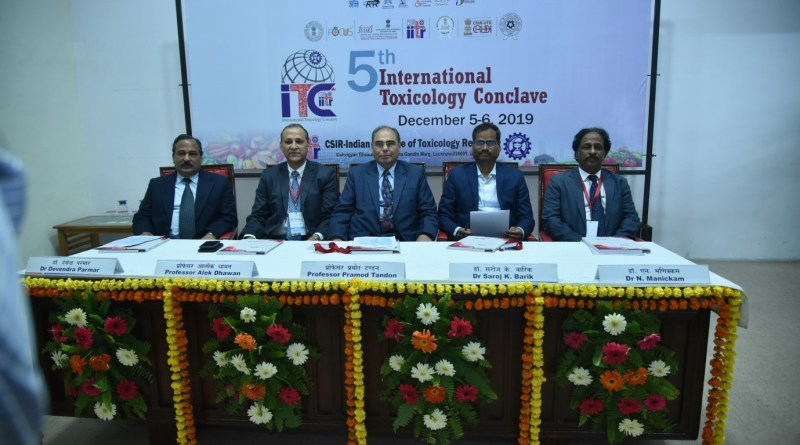 CSIR International Conclave addresses issues of food safety, data science & pollution