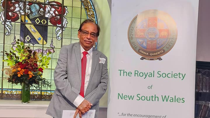 Ex-JNU Indian science policy expert Venni Krishna elected to Royal Society of NSW Australia