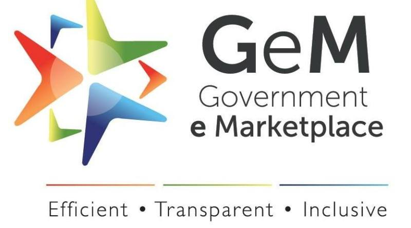 Government e-Marketplace (GeM)