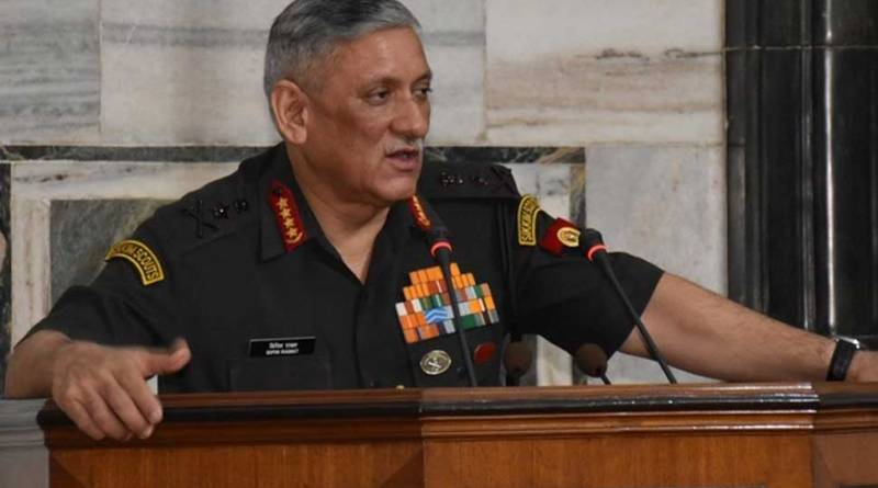 General Rawat addresses Army Tech Seminar 'ARTECH' for 'Make in India' Defence industry