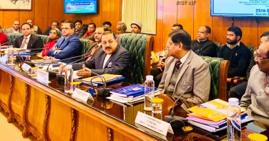 Good Governance Index scientifically designed MoS PMO Jitendra Singh