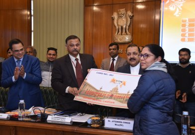 Handbook for retiring Central Govt employees, smart card for Dept Canteen of DoPT launched