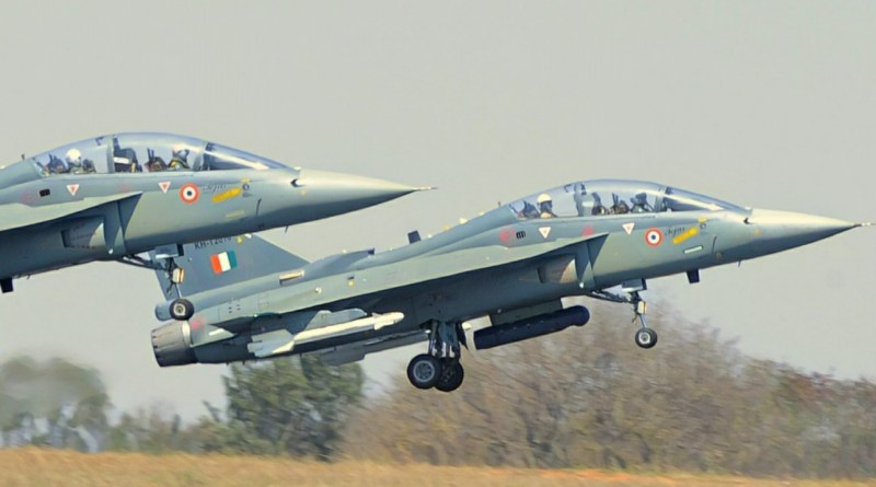 IAF's Squadron 'Flying Daggers' soars with HAL Tejas; Tejas Mk2 in the pipeline MoS Defence