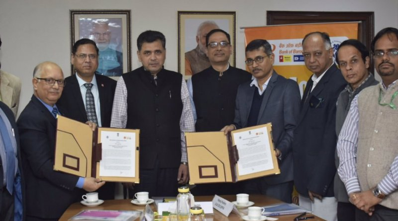 IEPFA under MCA signs MoU with Bank of Baroda for investor awareness