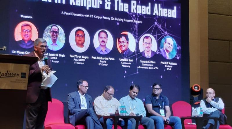 IIT Kanpur hosts 'Transforming India: Next Innovation Powerhouse' event in Bengaluru