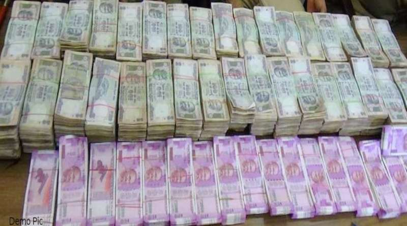 IT Dept raids 25 premises, Rs 3.74 Cr assets seized, group admits Rs 3,000 Cr undisclosed income