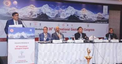 India to host Int'l Geological Congress in March 2020 with Pakistan, Nepal, Sri Lanka, Bangladesh