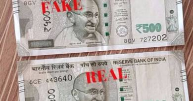 Indian scientists from CSIR-NPL develop ink to stop counterfeit currency notes