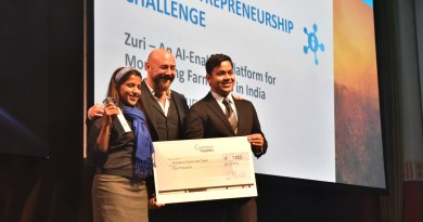 Indian startup uses AI & satellite tech to tackle stubble burning pollution, wins ESA 'Space Oscar'