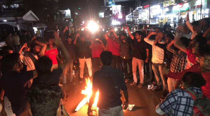 Jamia students release statement after violent police clash We will continue to resist   Indus Dictum