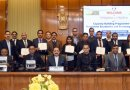 Jitendra meets Maldives officials as their training by Centre for Good Governance concludes