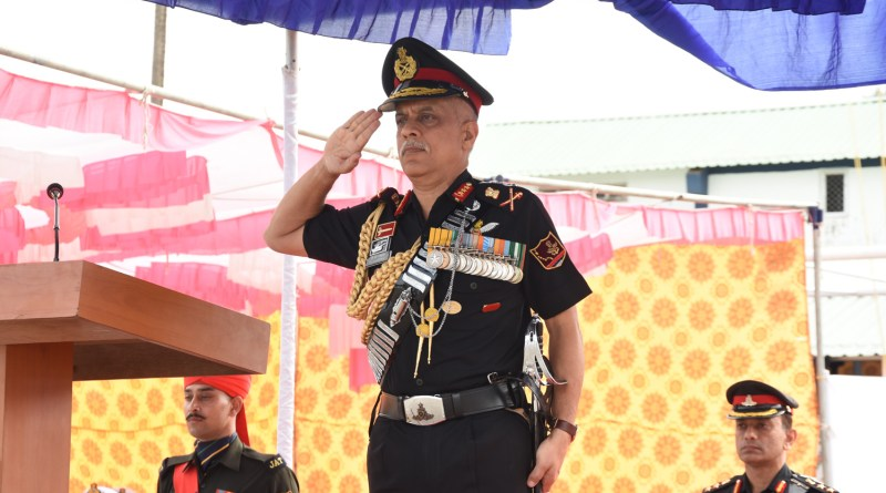Lt Gen PS Rajeshwar takes over as Commander-in-Chief of Andaman & Nicobar Command (CINCAN)