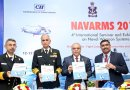 NAVARMS 2019: Naval weapon systems exhibition for Defence industry inaugurated by Adm Singh