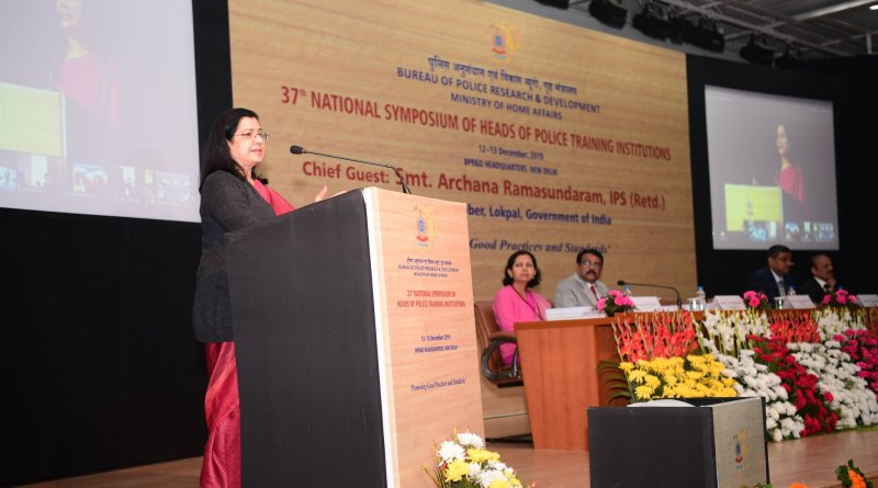 National Symposium of Heads of Police Training Insts by BPRD concludes in Delhi