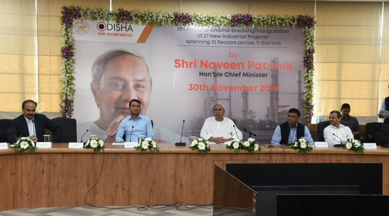 Odisha Govt & CM Naveen Patnaik launch 'Make in Odisha 2020' Conclave