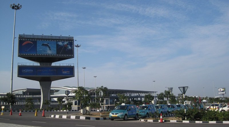 Pilot Project for Using Fastags for Parking Purposes Launched at Hyderabad Airport