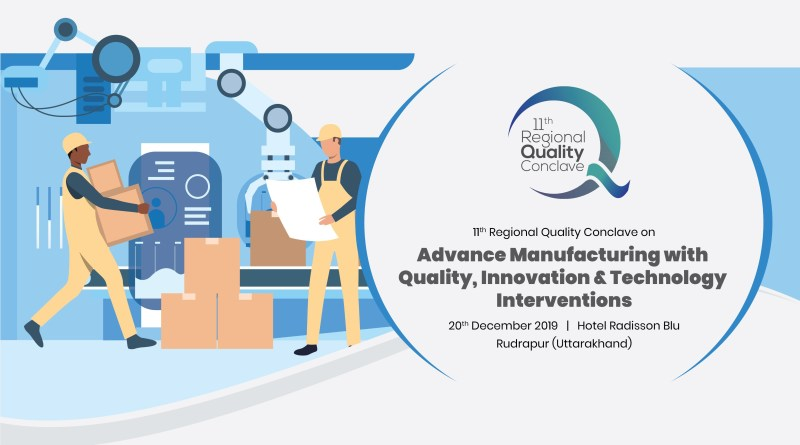 QCI to host Conclave on Industry 4.0, digital tech & innovation in Uttarakhand