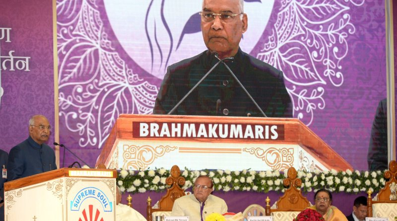 Responsibility of every parent to instill respect in boys for women: President Kovind