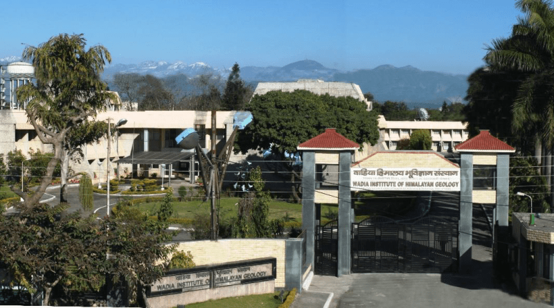 Wadia Institute Dehradun's study of Garhwal Himalayas used in global climate change program