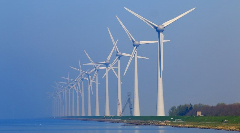 Wind power projects of 12,162 MW awarded so far, 37,090 MW installed: MoS Renewable Energy