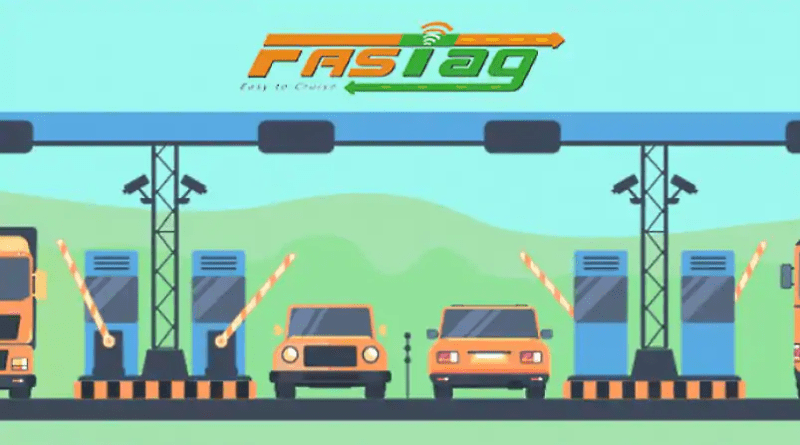 18 Lakh FASTag defaulters fined double tolls, Rs 20 Cr collected