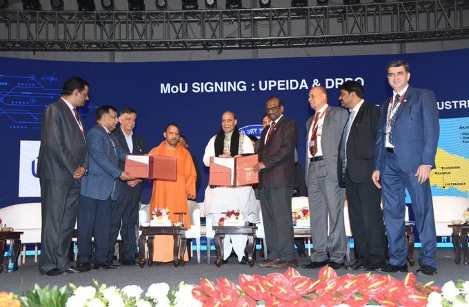 DefExpo 2020: DRDO hands over 15 tech transfer licenses to 17 industries