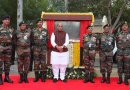 Defence Minister Rajnath lays foundation stone of new Army HQ 'Thal Sena Bhawan' at Delhi Cantt
