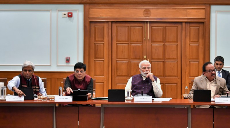 Focus on 5G, AI, battery & renewable energy tech: PM Modi chairs CSIR Society meet