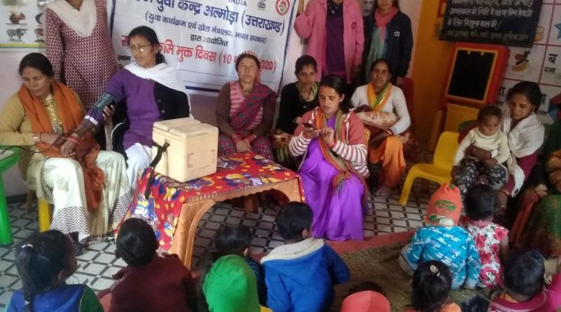 Health Ministry conducts 10th round of National Deworming Day, to benefit 30 Cr children
