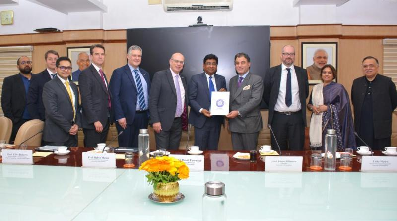 Indian Railways, Birmingham Univ launch joint research & training programs
