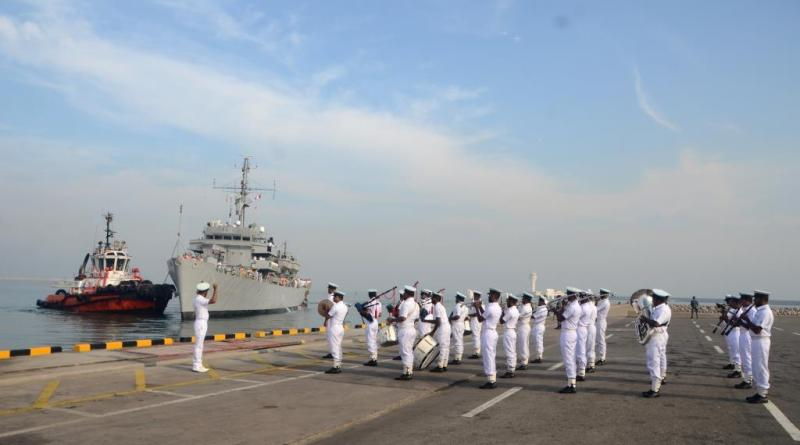 Indian, Sri Lanka Navies to conduct joint hydrographic survey