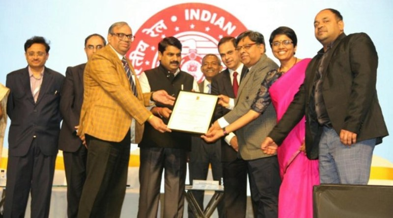 Railways customer grievance portal 'RailMadad' gets DARPG e-Governance Award
