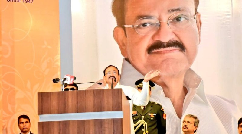 CAA & Art 370 India's internal matters, other countries should mind their own business: VP Naidu